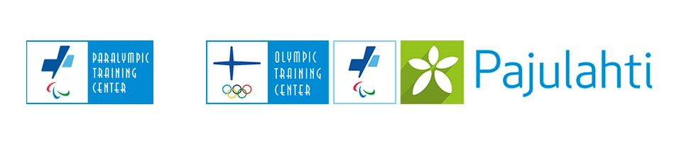 Paralympic Training Center Pajulahden logo